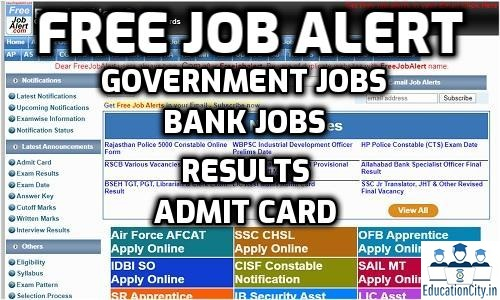Free Job Alert 2020 Bstc Admit Card